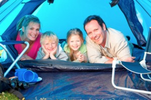 Family Camping Holiday - Checklist for Success