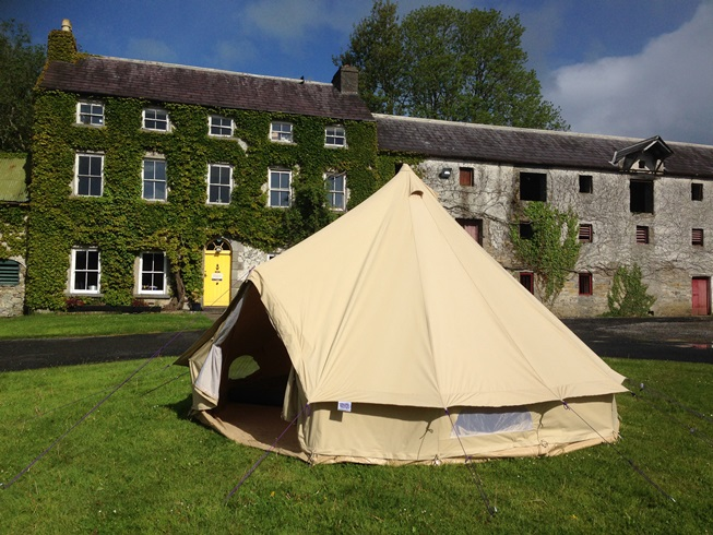 Our Bell Tents Are Back for Summer u2013 Get 25% Off! & Our Bell Tents Are Back for Summer - Get 25% Off! - Westport House