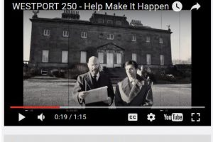 Support Westport250 by Funding It!