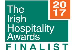 Finalist Badge - The Irish Hospitality Awards 2017