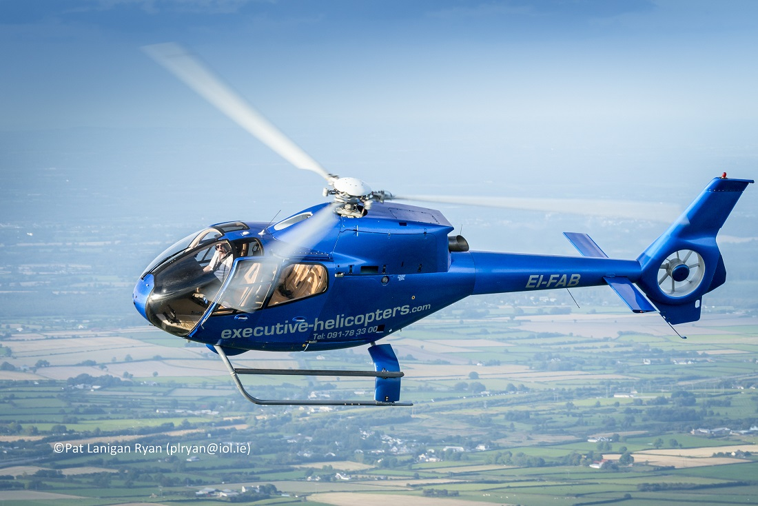 Helicopter Flights For Air Show  Westport House