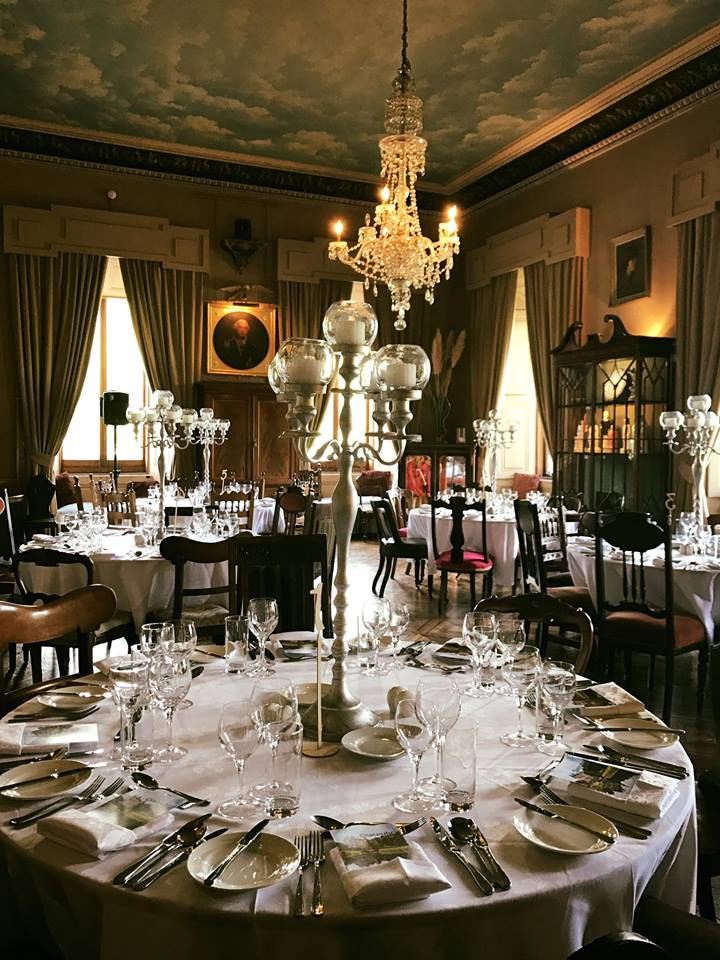 Dinner And Room Hire