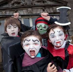 Halloween Fest at Westport House