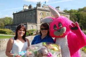 Pinkie Rabbit returns for easter treasure hunt