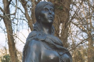 Statue of Grace O Malley