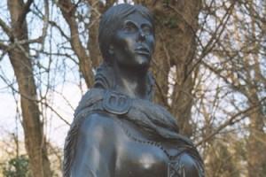 Statue of Grace O Malley