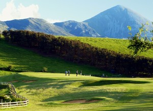 Enjoy a round of golf - one of many things to do in Westport.
