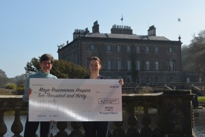 Westport House fundraises for Mayo Roscommon Hospice