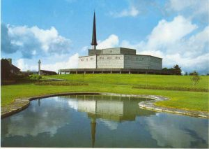 The Basilica at Knock Shrine