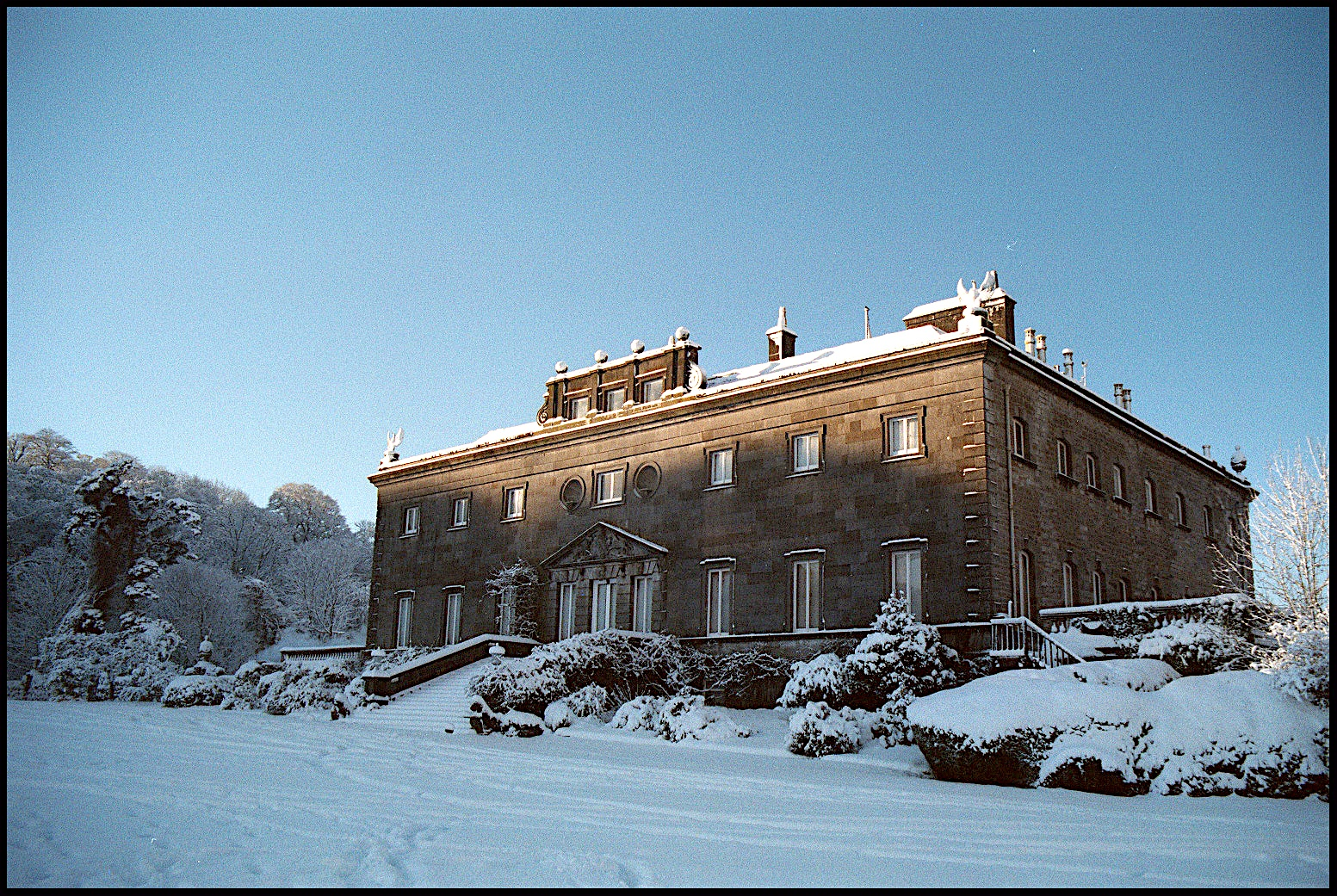 Take a trip to christmas past westport house for The westport