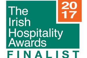 Finalist Badge - The Irish Hospitality Awards 2017
