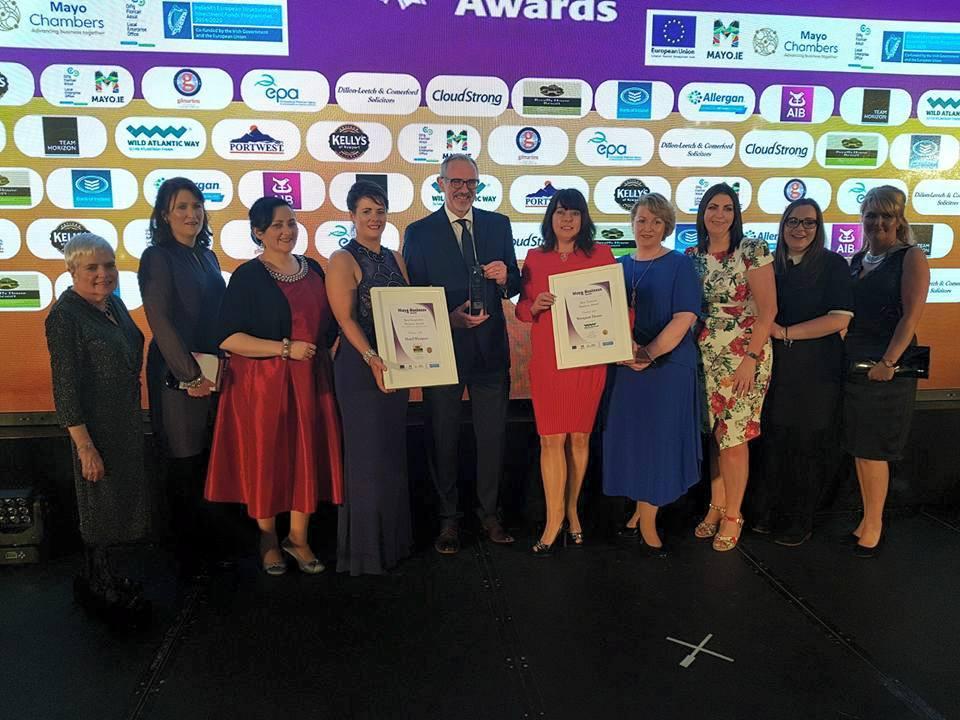 Numerous Awards for Hotel Westport - Westport House