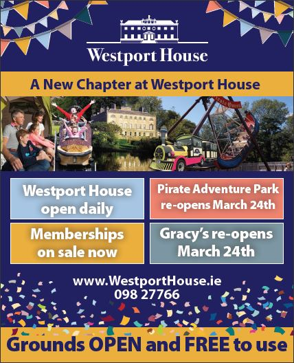 A New Chapter at Westport House