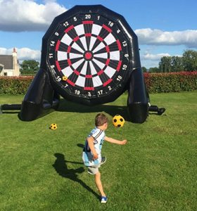 Foot darts has arrived to Westport House